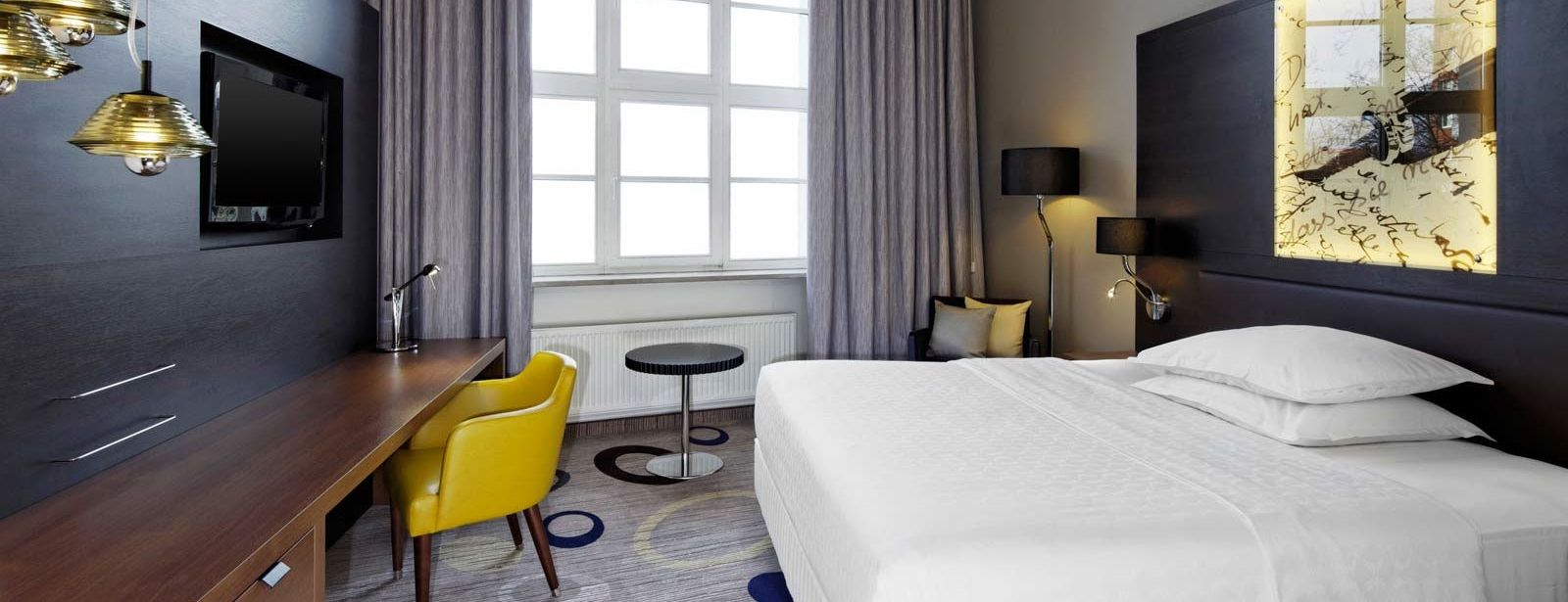 Classic Zimmer - Sheraton Hannover Pelikan Hotel